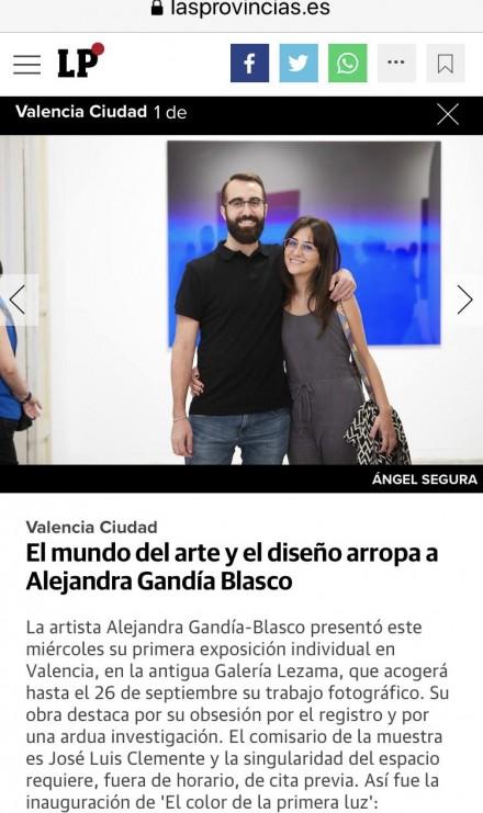 Las Provincias, Diario